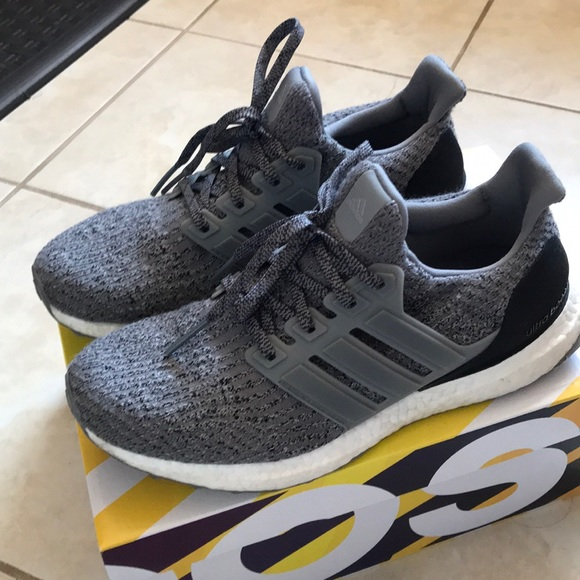 ce615fe34346f adidas Shoes - Adidas Ultraboost Running Shoes Gray Sz 7 Women